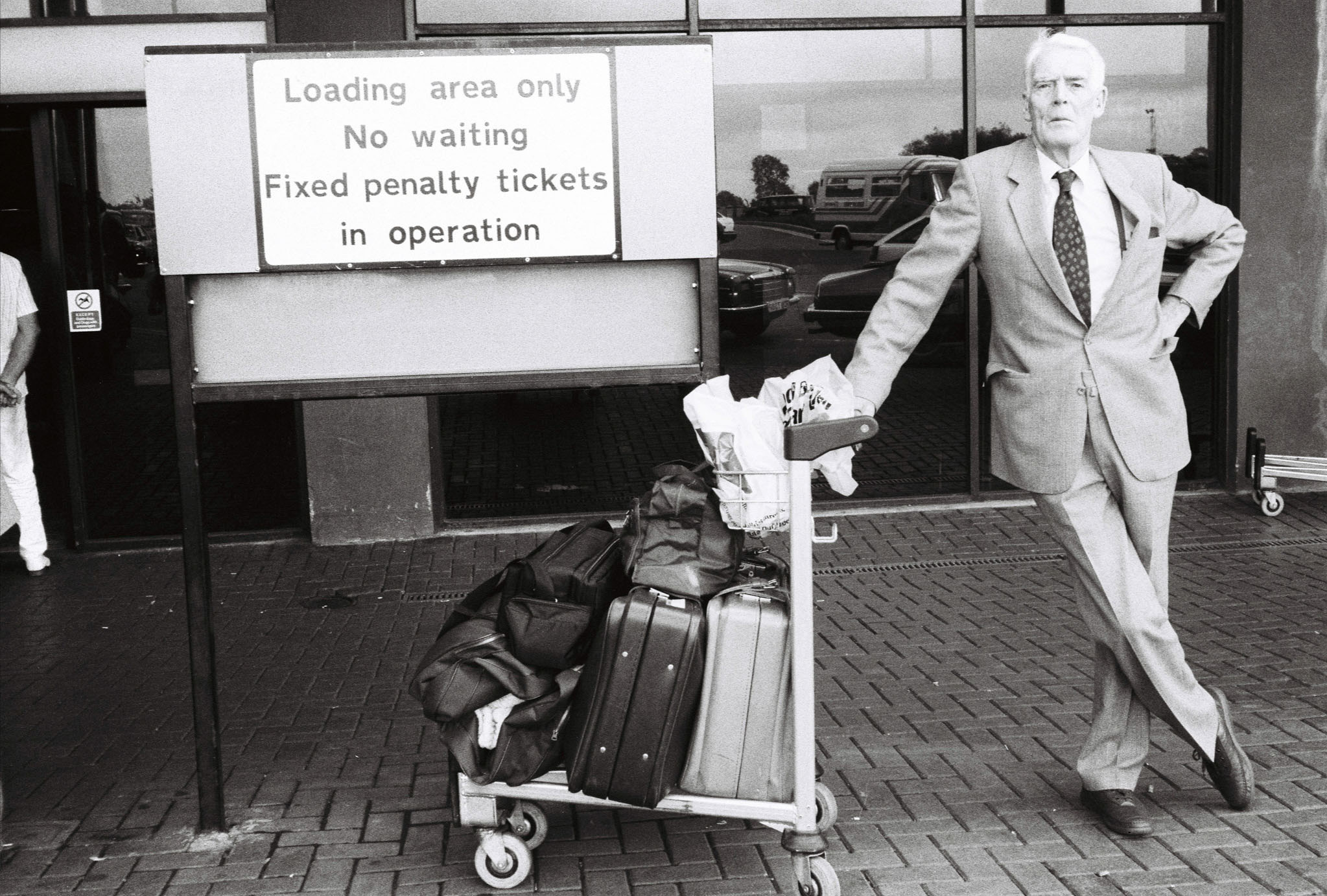 Airport'87 © Shirley Baker