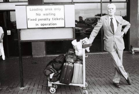 Airport'87 © Shirley Baker